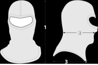 /></p><ol><li>Length of hood 19
